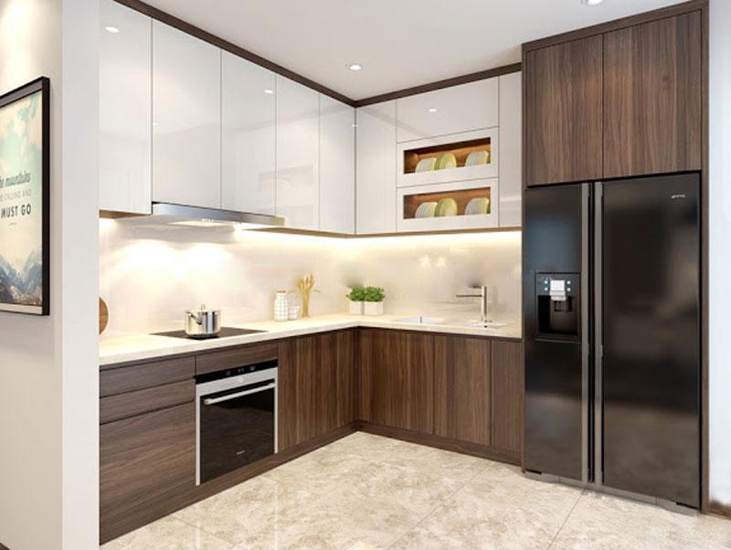 Mẫu thiết kế tủ bếp Bình Dương đẹp 2019 - Công ty B.O.D